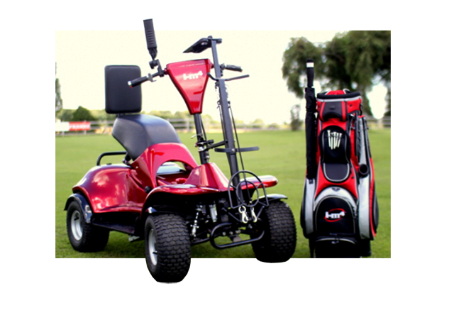 i-m4 Electric Golf Buggy